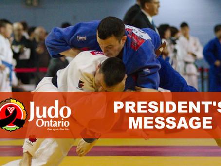 PRESIDENT'S MESSAGE - APR/21