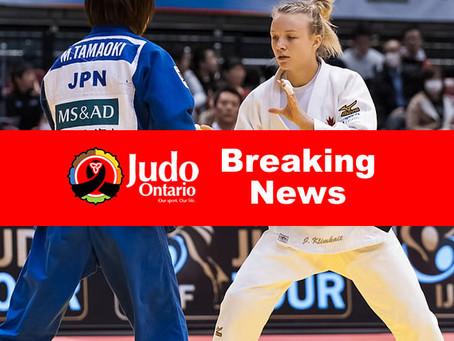 Judo Ontario Virtual Training Programs - Starting May 4th