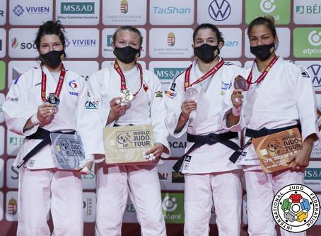 KLIMKAIT WINS GOLD IN HUNGARY
