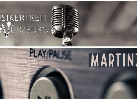 Stadtfest - Musikertreff Bühne im Martinz