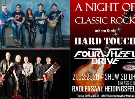 ABGESAGT / VERSCHOBEN - A Night Of Classic Rock