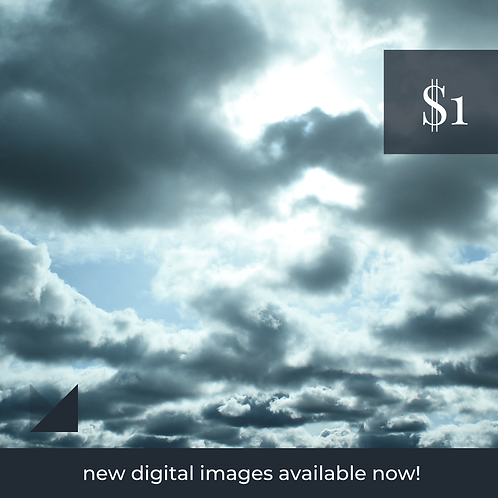 Digital Web Graphic   Cloudy Sky (intense)   Photography