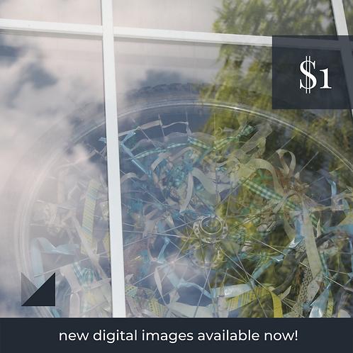 Digital Web Graphic | Window Crafts (Wheel) | Photography
