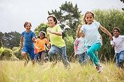 Enfants Jeux Vacances