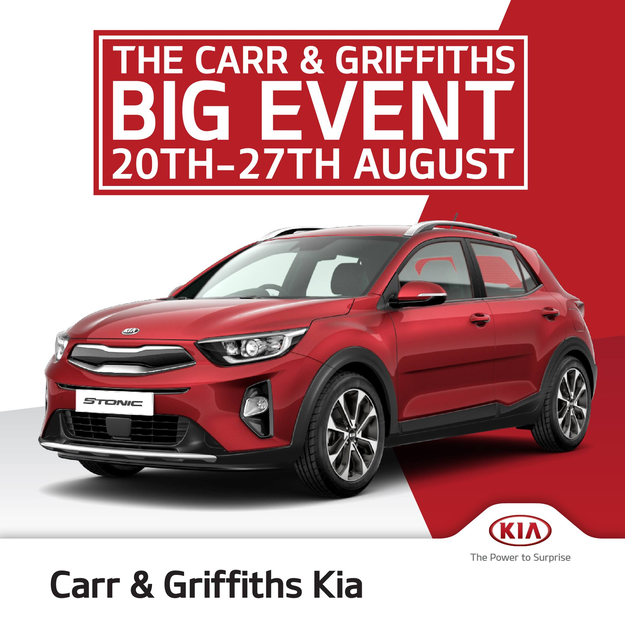 Kia Sale Event