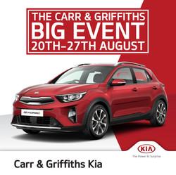 Kia Sale Event