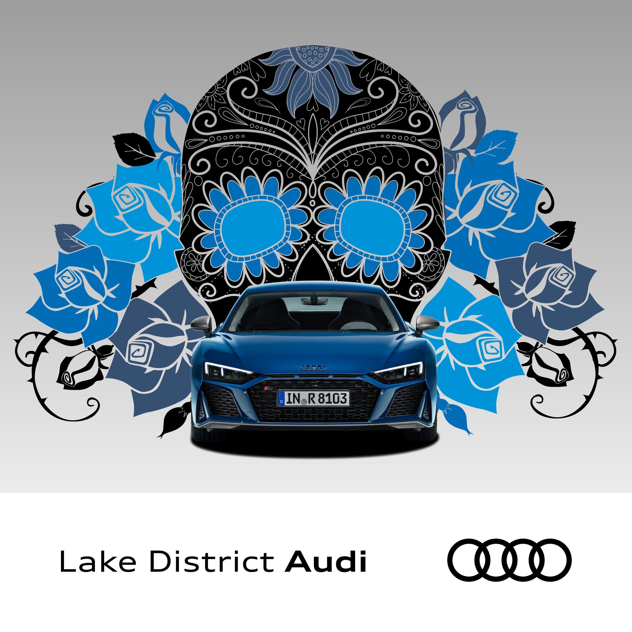 Audi Halloween