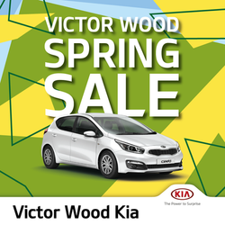 Kia Spring Sale