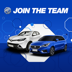 MG Join the team