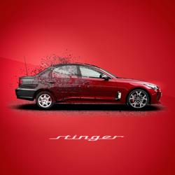 Kia Stinger Launch