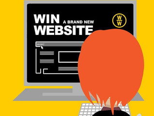 Win your very own Web Works website!