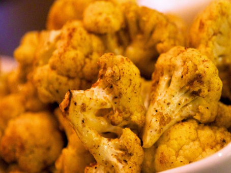 Fermented Curried Cauliflower
