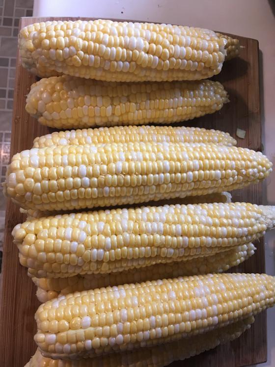 Probiotic Summer Sweet Corn Salsa