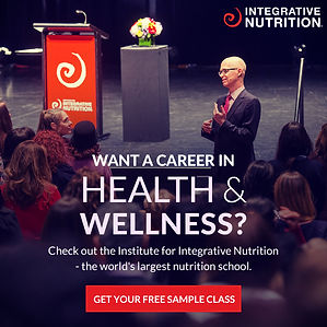 Integrative Nurition Health and Wellness Career