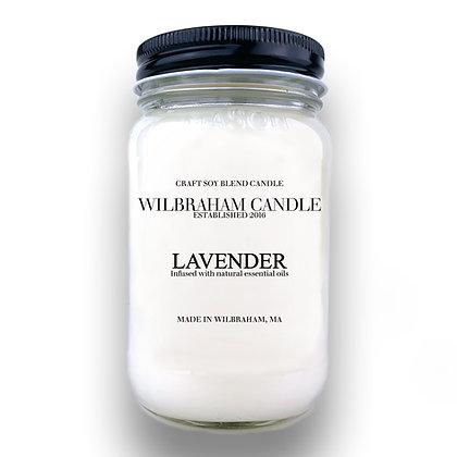Jar Candle - Lavender
