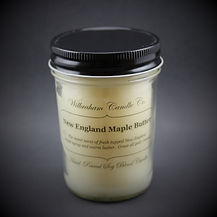 Small Jar Candle_New England Maple Butte