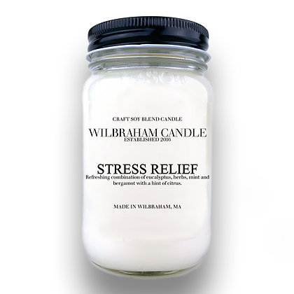 Jar Candle - Stress Relief