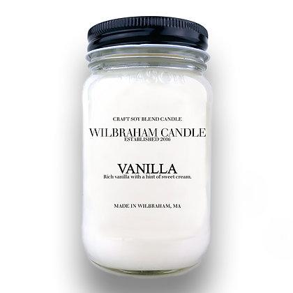 Jar Candle - Vanilla