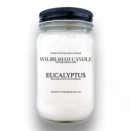 Jar Candle - Eucalyptus