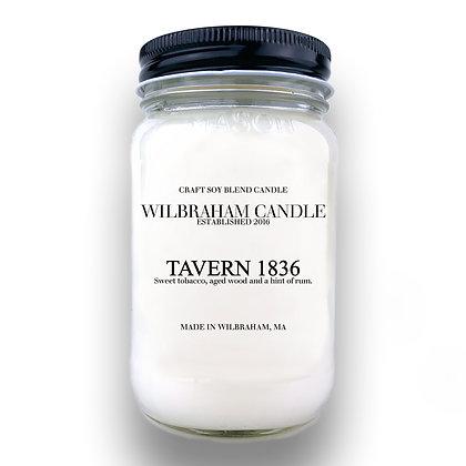 Jar Candle - Tavern 1836