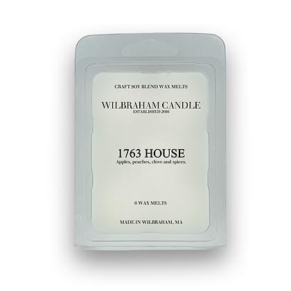 Wax Melts - 1763 House