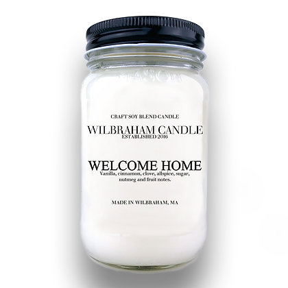 Jar Candle - Welcome Home
