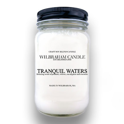 Jar Candle - Tranquil Waters