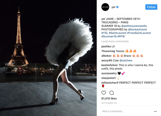 Clé D'Or's Top Instas This (Fashion) Week in Paree