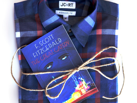 A Shirt-Book Combo from One Grand Books