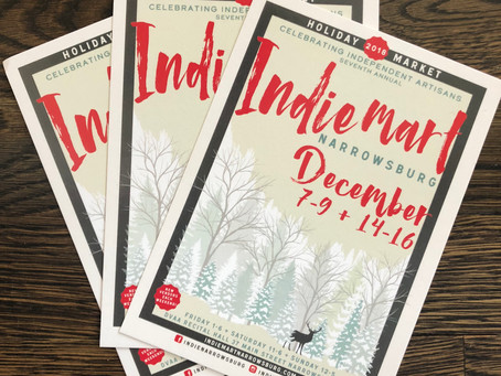 Two Weekends of Holiday Wonder at IndieMart in Narrowsburg