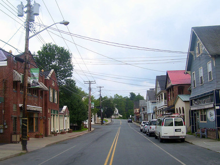 Main Street, Mountain Dale
