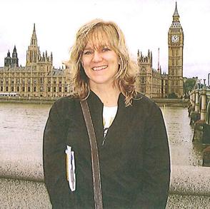 An American Copy Editor in London