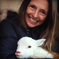 Farm Girl & Friend
