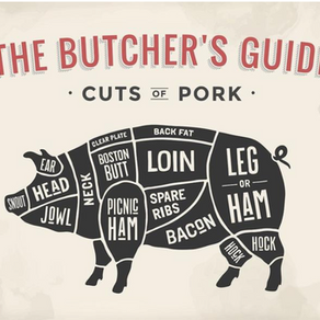 Perfect Pork Recipe from Kune Kune pig farmer Jessica Kirskey of Little D's Farm