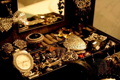 Jewelry box...