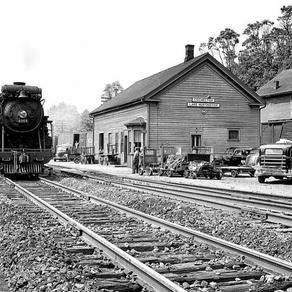 Historic Cochecton Train Station