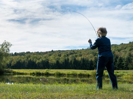 Joan Wulff: Doyenne of the Dry Fly