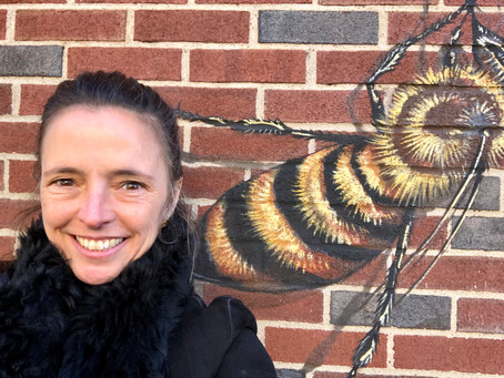 Trees, Bees & Art Activism