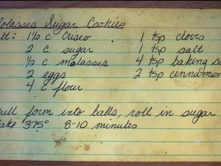 Dairy Farmer Kyle Clark's Favorite Cookie Recipe