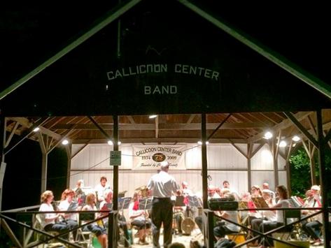 The Callicoon Center Band