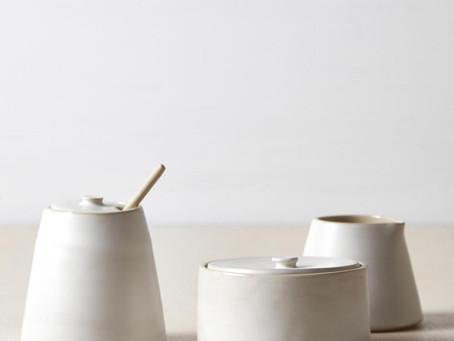 Sunny's Sugar, Creamer & Honey Pot Set Echo the Area's Best for the Holidays