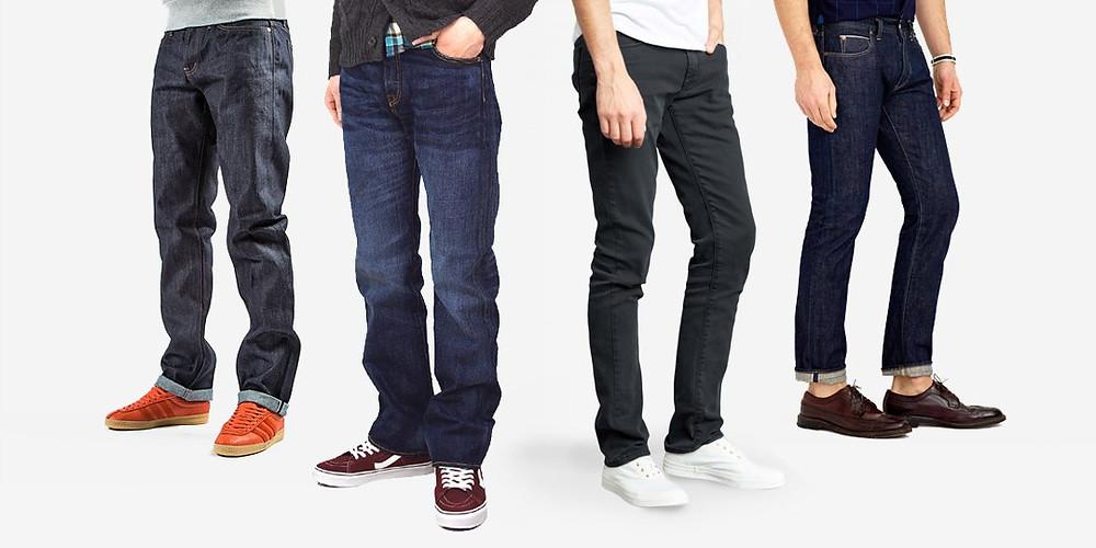 Good jeans.