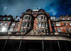 Majestic Hotel, Harrogate Wedding Photography