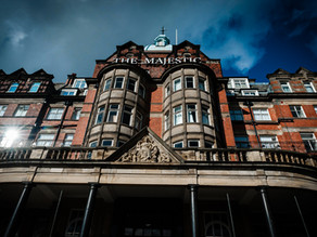 Majestic Hotel, Harrogate Wedding Photography
