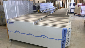 Homag TFU 120 Return Conveyor - North Salt Lake