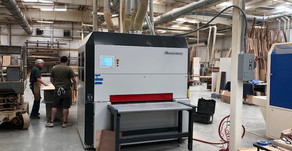 Heesemann HSM Brush Sander - Salt Lake City