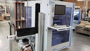 HOMAG BHX 055 Vertical CNC Router - Meridian