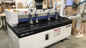 HOMAG Drillteq D-200 Drill and Dowel Machine - Utah County