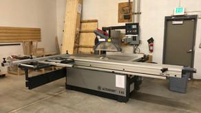 Altendorf F45 Professional Sliding Table Saw - North Salt Lake
