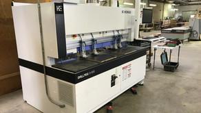 Homag DrillTeq D-500 ABD Drilling & Dowel Inserting Machine - Salt Lake